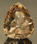 The Blessed Virgin Odigitriya, Cameo