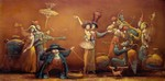 Spice Dance, People, views: 1856
