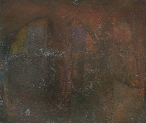 Old Wine Taste; canvas, oil, 80x95 sm, 1991 year, collection