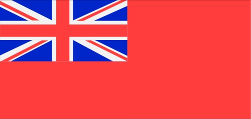 Merchant Navy; Flag