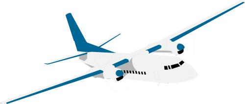 Medium sized transport plane; Turbo-prop, Propeller, Transport, Commercial, Aeroplane