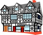 Elizabethan timber-framed house, Buildings
