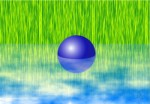 Floating ball, Scenes, views: 3090
