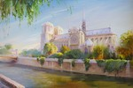 Morning Paris, Romantic landscapes
